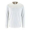 T-SHIRTS IMPERIAL LSL MEN BRANCO